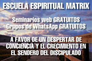 escuela espiritual matrix